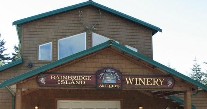 Bainbridge Island Winery