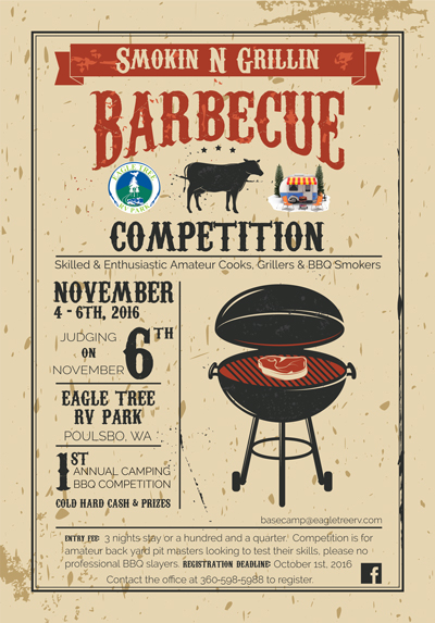 Smokin n Grillin BBQ Competition